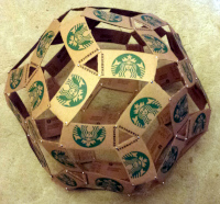 Starbuckyball (artwork)